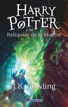 HARRY POTTER (VII) Y LAS RELIQUIAS DE LA MUERTE (RUSTICO)