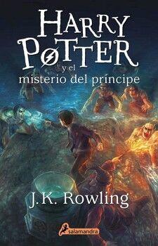 HARRY POTTER (VI) Y EL MISTERIO DEL PRINCIPE (RUSTICO)