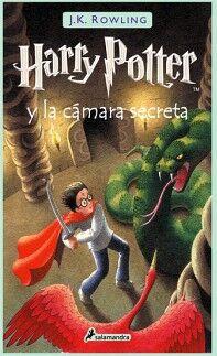 HARRY POTTER (2) -Y LA CAMARA SECRETA-    (EMPASTADO)