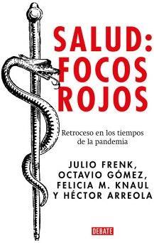 SALUD: FOCOS ROJOS -RETROCESO EN LOS TIEMPOS DE LA PANDEMIA-