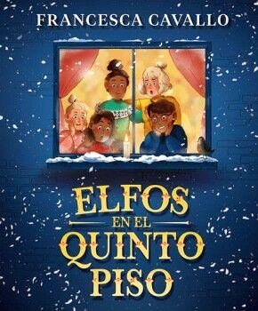ELFOS EN EL QUINTO PISO                    (B DE BLOK)
