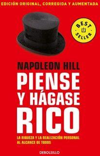 PIENSE Y HAGASE RICO 4ED. -LA RIQUEZA- (DEBOLSILLO)