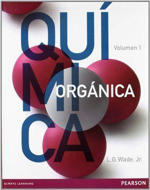 QUIMICA ORGANICA VOL.1 7ED.