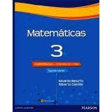 MATEMATICAS 3 BACH. 2ED. -COMPETENCIAS+APRENDIZAJE+VIDA-