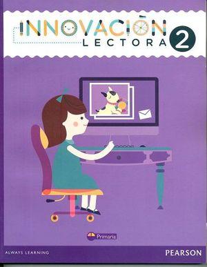 INNOVACION LECTORA 2DO. PRIM.