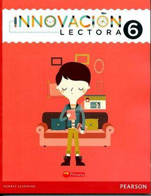 INNOVACION LECTORA 6TO. PRIM.