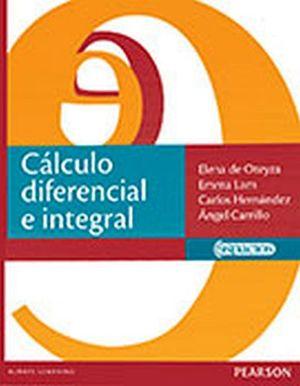 CALCULO DIFERENCIAL E INTEGRAL (COL.ESPACIOS)
