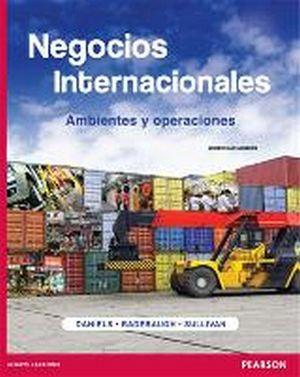 NEGOCIOS INTERNACIONALES 14ED. -AMBIENTESY OPERACIONES-