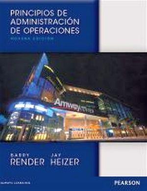 PRINCIPIOS DE ADMINISTRACION DE OPERACIONES 9ED.