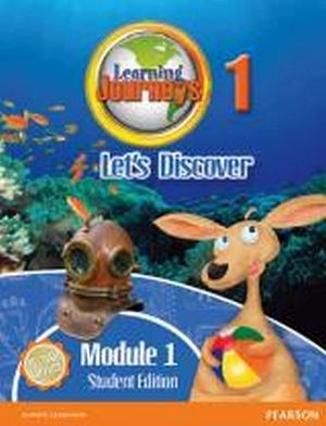 LEARNING JOURNEYS 2ED LET'S DISCOVER MODULE 1.1