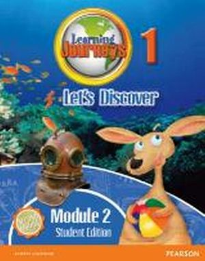 LEARNING JOURNEYS 2ED LET'S DISCOVER MODULE 1.2