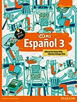 ESPAÑOL 3 SEC. -SERIE SABERES-