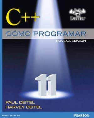 COMO PROGRAMAR EN C++ 9ED.