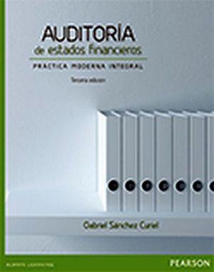 AUDITORIA DE ESTADOS FINANCIEROS 3ED.
