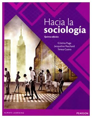 HACIA LA SOCIOLOGIA 5ED.
