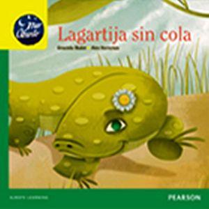 LAGARTIJA SIN COLA (MAR ABIERTO/PLAN LECTOR PRIM.)