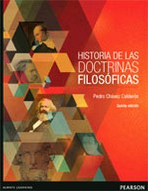 HISTORIA DE LAS DOCTRINAS FILOSOFICAS 5ED.