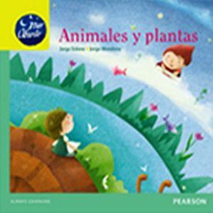 ANIMALES Y PLANTAS (MAR ABIERTO/PLAN LECTOR PRIM.)