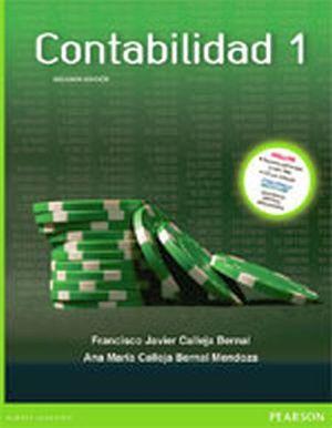 CONTABILIDAD 1 2ED. C/CD