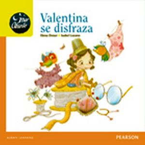VALENTINA SE DISFRAZA (MAR ABIERTO/PLAN LECTOR PRIM.)