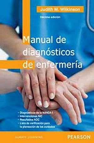 MANUAL DE DIAGNOSTICOS DE ENFERMERIA 10ED.