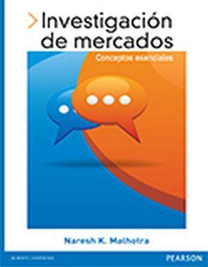 INVESTIGACION DE MERCADOS -CONCEPTOS ESENCIALES-