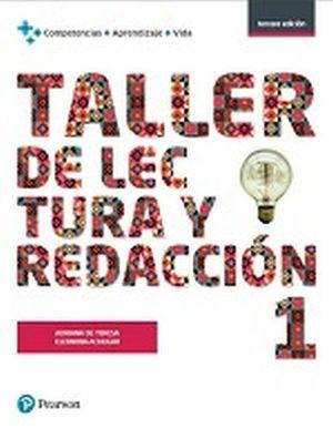 TALLER DE LECTURA Y REDACCION 1 3ED. (COMPETENCIAS+APREND.+