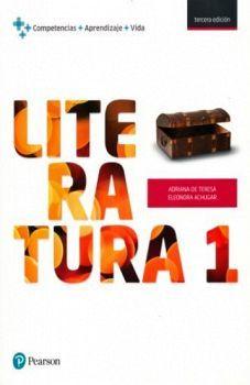 LITERATURA 1 BACH. 3ED. -COMPETENCIAS+APRENDIZAJE+VIDA-