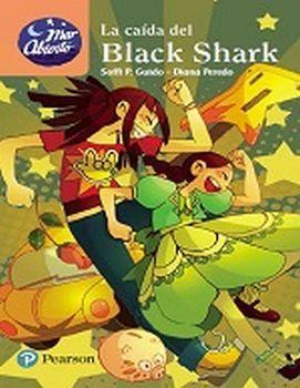 CAIDA DEL BLACK SHARK, LA   -MAR ABIERTO-