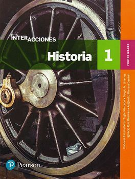 INTERACCIONES HISTORIA 1RO. SEC. (ED.2018)