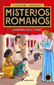 MISTERIOS ROMANOS 1 -LADRONES EN EL FORO-