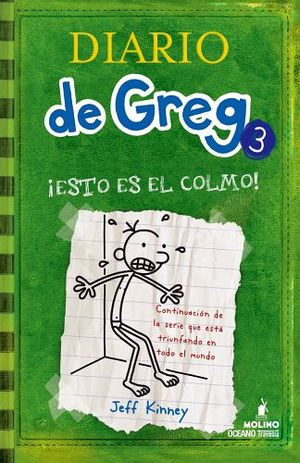 DIARIO DE GREG 3. ESTO ES EL COLMO!