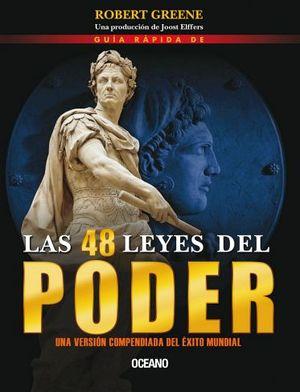 48 LEYES DEL PODER, LAS (GUIA RAPIDA DE...) 2ED.