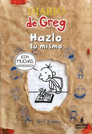 DIARIO DE GREG    HAZLO TU MISMO (NVA. PRESENTACION/RUSTICO)