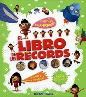 LIBRO DE LOS RECORDS, EL -5 A 8 AÑOS-