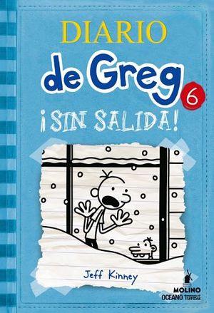 DIARIO DE GREG 6. SIN SALIDA