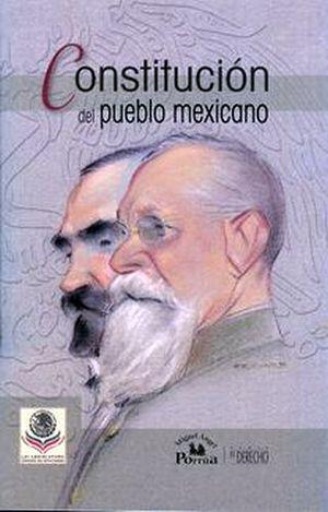 CONSTITUCION DEL PUEBLO MEXICANO
