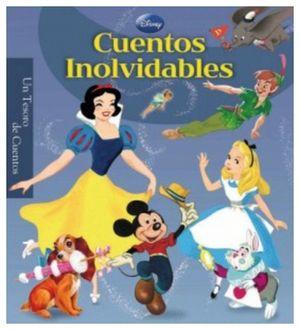 DISNEY -CUENTOS INOLVIDABLES-   (UN TESORO DE CUENTOS)