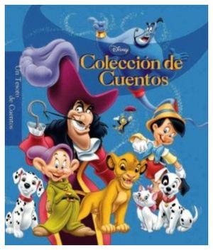 DISNEY -COLECCION DE CUENTOS-   (UN TESORO DE CUENTOS)
