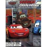 DISNEY PIXAR -CARS 2- GARAGE GRAN PRIX (LIBRO DE CUENTOS Y GARAGE