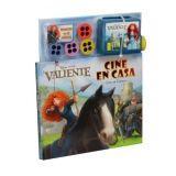 CINE EN CASA -VALIENTE-              (C/PROYECTOR)
