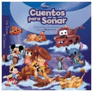 DISNEY -CUENTOS PARA SOÑAR-     (UN TESORO DE CUENTOS)