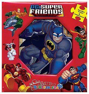 MI PRIMER LIBRO DE ROMPECABEZAS -DC SUPER FRIENDS-