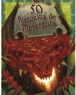 50 HISTORIAS DE MONSTRUOS