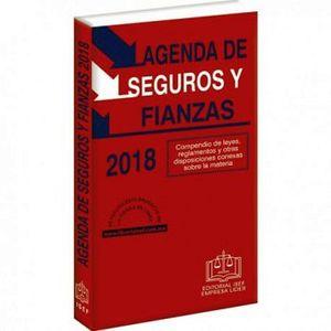 AGENDA DE SEGUROS Y FIANZAS 2018