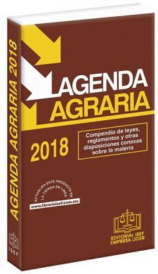 AGENDA AGRARIA 2018