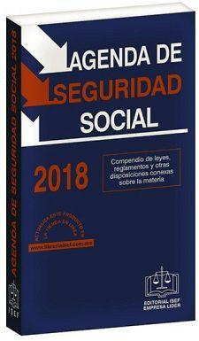 AGENDA DE SEGURIDAD SOCIAL 2018