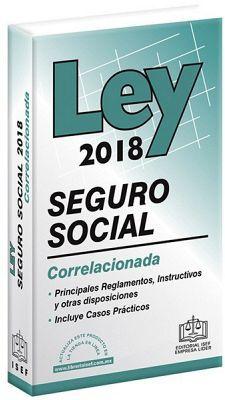 LEY DEL SEGURO SOCIAL 2018