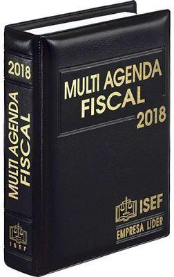 MULTI AGENDA FISCAL 2018 (C/COMPLEMENTOS C/CASOS PRACTICOS)
