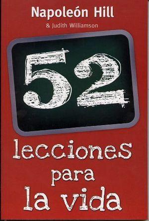 52 LECCIONES PARA LA VIDA